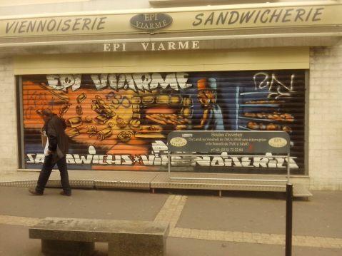 Sandwicherie/Viennoiserie EPI Viarme